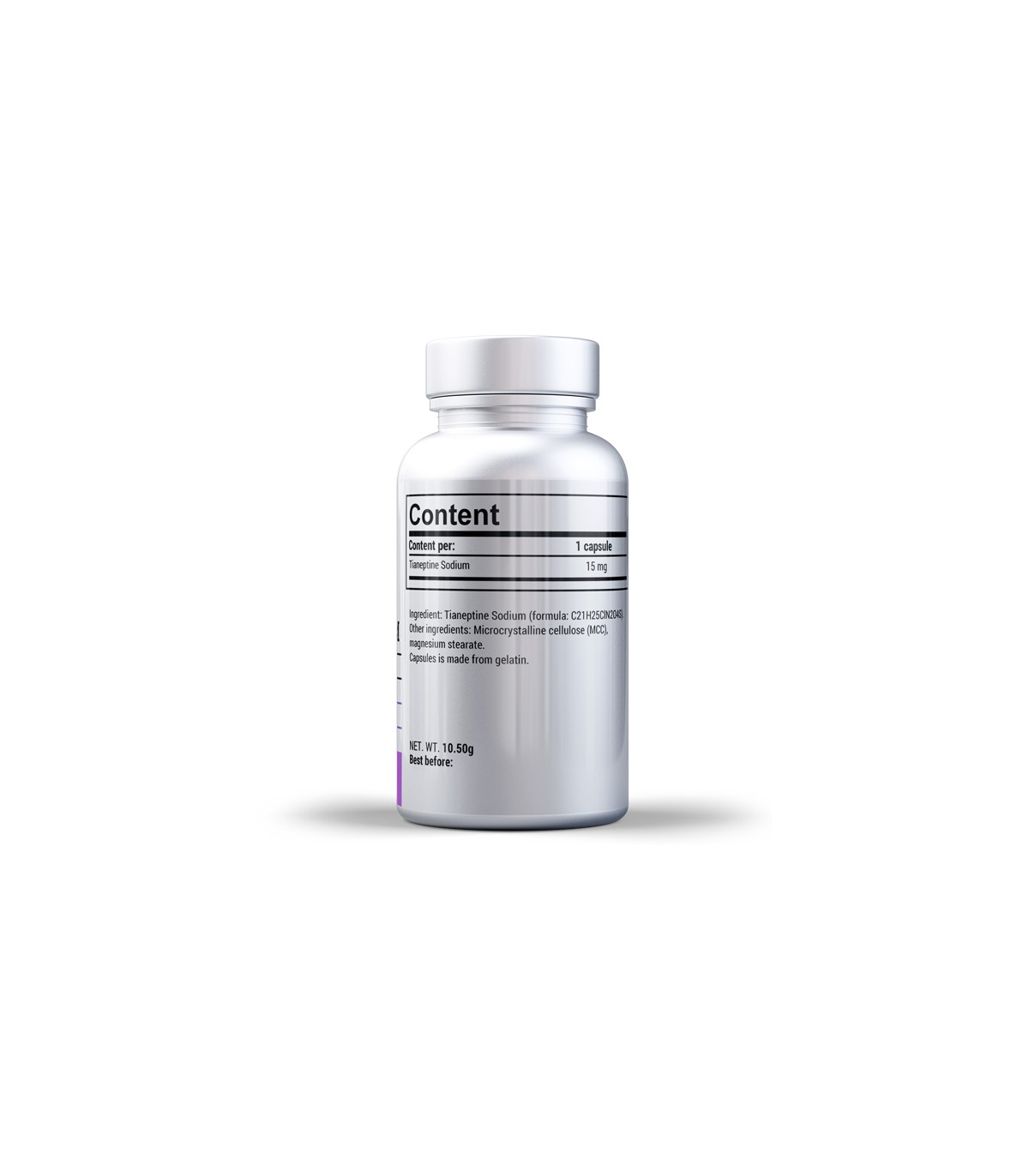 Tianeptine Sodium | ReachGenius - Nootropics Europe